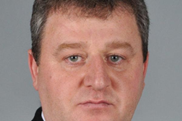 František Posluch. Od 1. mája nový náčelník Mestskej polície v Bytči.