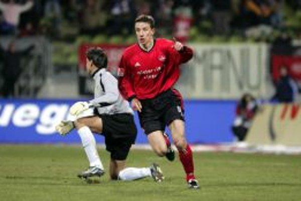Marek Mintál. O jeho futbalovej budúcnosti sa rozhodne v najbližších dňoch.