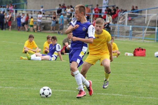 V Zubrohlave sa stretlo vyše 200 mladých hráčov.