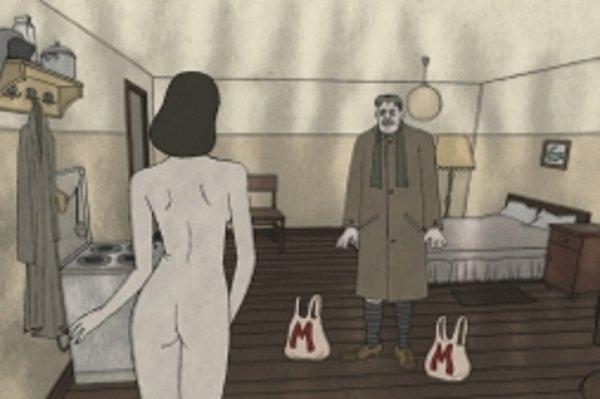 Zo snímky Kaspara Jancisa z Estónska z filmu Krokodíl.