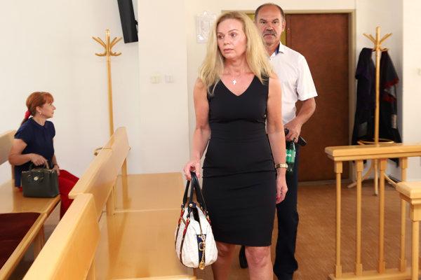 Vdova po podnikateľovi Kubašiakovi tvrdí, že naplánovaná bola aj jej vražda. Mala zahynúť v aute.