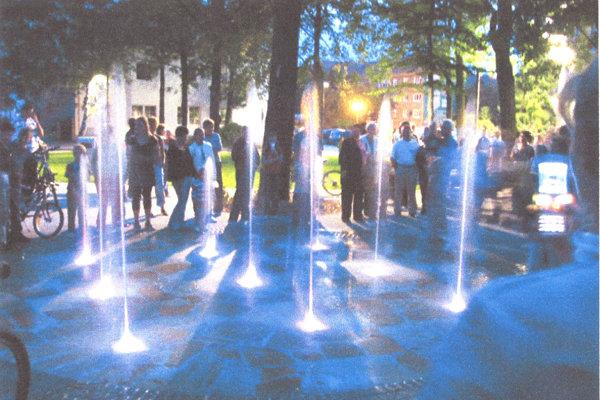 Takto by mala vyzerať nová fontána na Severe.