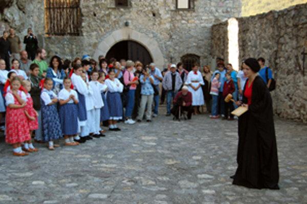 Gastronomický deň na hrade Strečno sa uskutoční sobotu 24. septembra.
