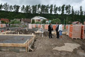 Výstavba škôlky v Hranovnici