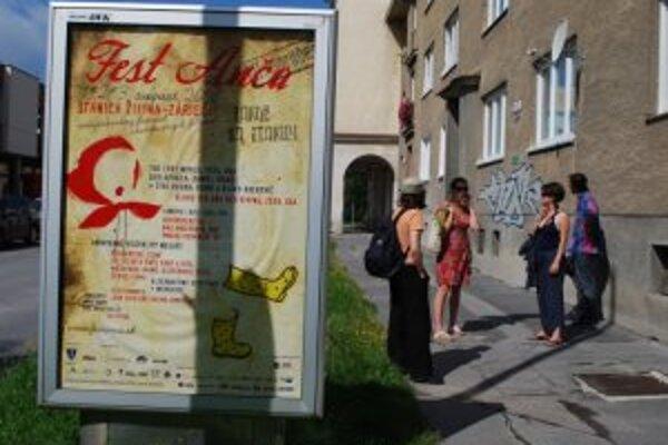Medzinárodný festival animovaného filmu Fest Anča.
