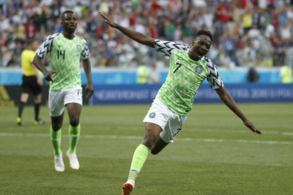 Ahmed Musa, hrdina zápasu.