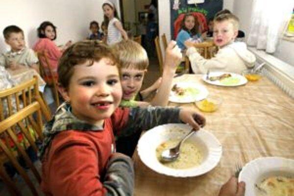 Na školách v Žiline zavádzajú aj diabetickú, bezlepkovú a šetriacu diétu.