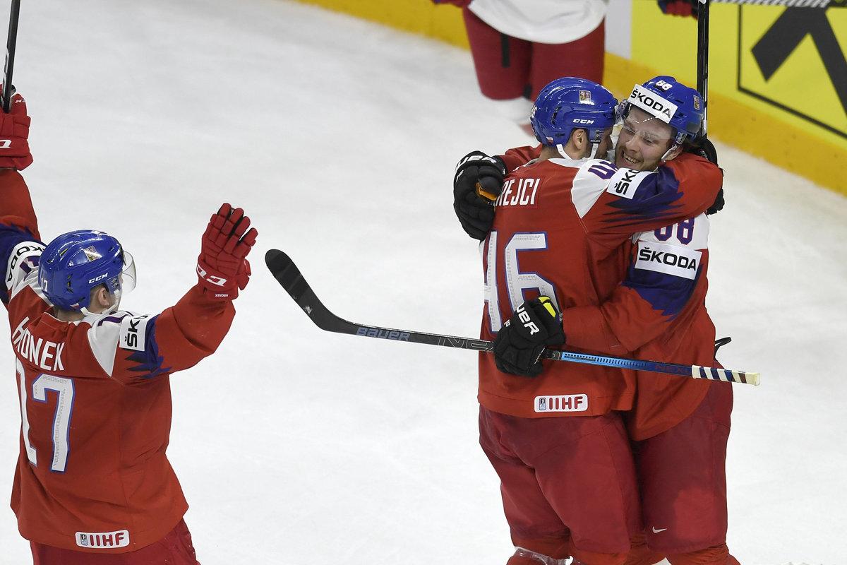5d500afd24c41 Český hokejový zväz má nový názov, logo aj dresy - Šport SME