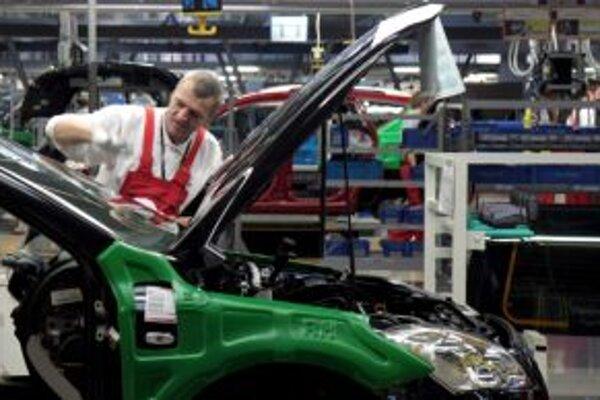 V Kii vyrábajú momentálne naplno len motory.