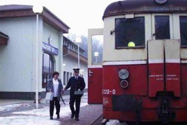 Rajecká Anča jazdí po trase Žilina - Rajec už 110 rokov.
