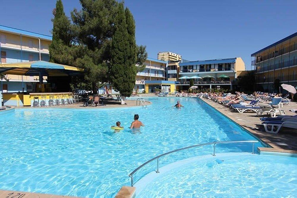 HotelAzurro 3*, Bulharsko