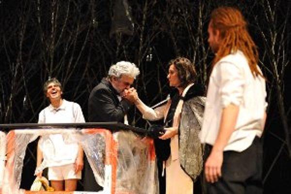 Žilinské divadlo si pripomenie 20. výročie novembra '89 aj premiérou hry Tretí vek.