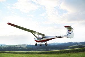 Úspešný vzlet zo vzletovej dráhy vo Vavrečke mali všetci českí návštevníci.