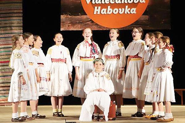 Pod Roháčmi sa predviedli talentované deti z celého Slovenska.