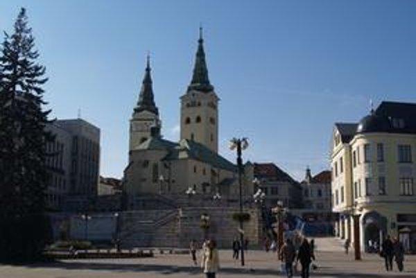 Uvidíme ako sa bude Žilina páčiť po stavebných zmenách v najužšom centre mesta.