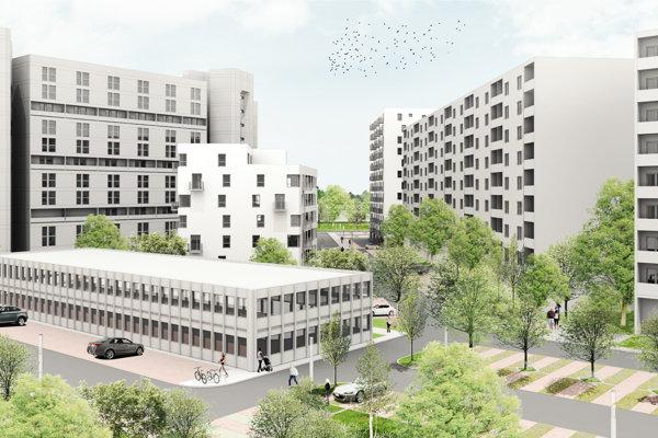 V okolí Pentagonu majú vyrásť nové bytovky.