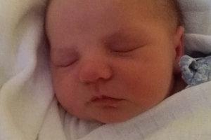 Prvým bábätkom v rodine Daniely a Jozefa z Vitanovej je ich synček. Matej Števuliak prišiel na svet 13. júna, vážil 3150 g a meral 48 cm.