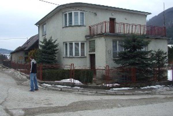 Vladimíra našli obeseného v jeho dome.