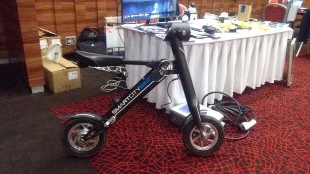 Smart bike.