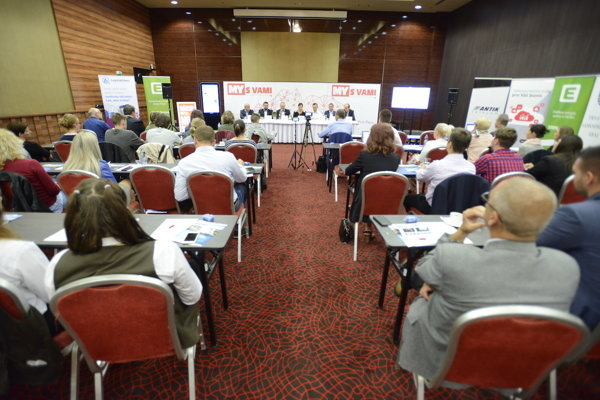 Diskusia Smart cities v Trnave.