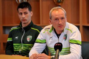 Anton Mišovec bude viešť 1. FC Tatran Prešov aj v druhej lige.