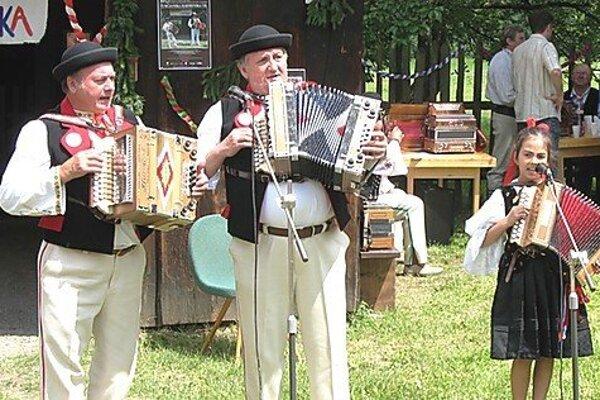 Turčianska harmonika.