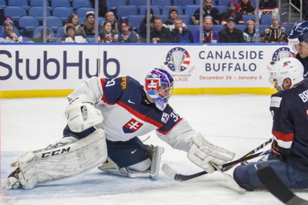 Roman Durný sa blysol vzápase proti USA.