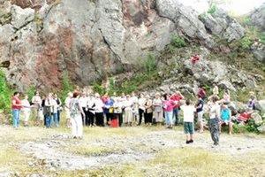 Do podujatia sa zapojili aj obyvatelia Púchovskej doliny.