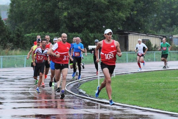Napriek vytrvalému dažďu sa uskutočnil 38. ročník Diskokilometra.
