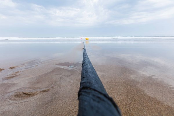 Internetový kábel vedúci do mora by raz mohol poslúžiť ako seizmometer.