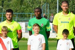 Novým brankárom Serede by mal byť Nigérijčan David Samuel, kmeňový hráč chorvátskej Rijeky.