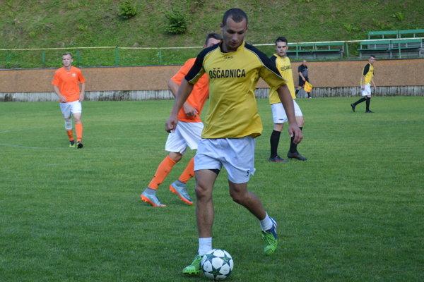 Vladimír Vaštík strelil v sobotu päť gólov.