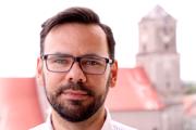 Kandidát na primátora Pezinka Igor Hianik.