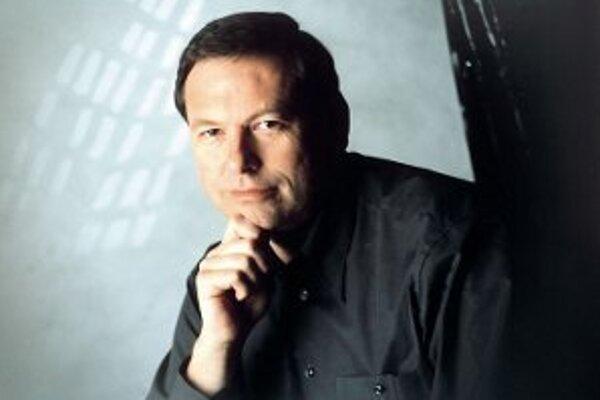Nemecký dirigent Georg Mais.