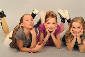 V skupine Girls.