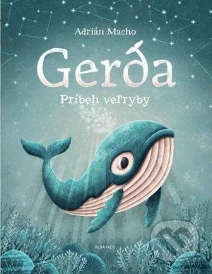 Adrián Macho: Gerda (Albatros 2018)