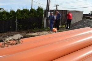 V Turzovke pracujú na protipovodňových opatreniach.