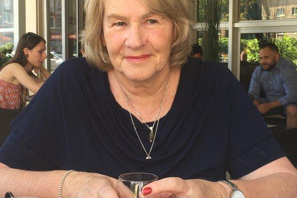 Spisovateľka Heather Morrisová