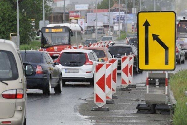 Masterplan by mal zlepšiť dopravnú situáciu v Prešove i v celom kraji.