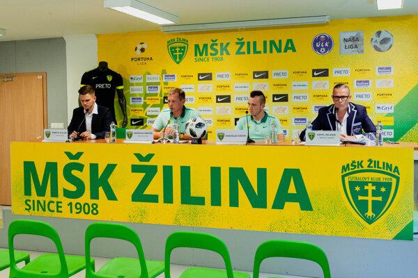 Žilinský klub vstupuje do novej sezóny s viacerými novinkami.