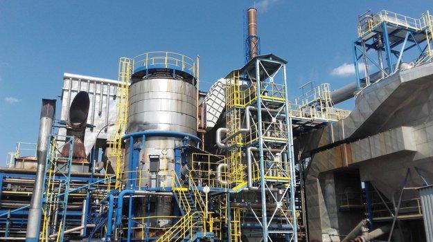 Po parnej sterilizácii končí teraz odpad z prevádzky firmy PolyStar v Dusle Šaľa.