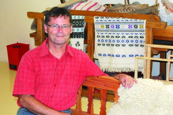 Pavel Holík prednášal o zachovávaní tunajších tradícií aj vo svete.
