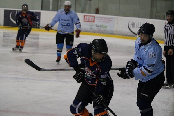 Hokejové družstvá už odohrali šieste kolo.