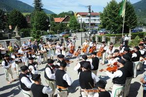 Náboženstvo a ľudová kultúra je v Terchovej úzko prepojená.