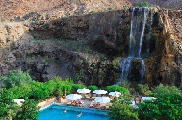 Ma´in Hot Springs 5*
