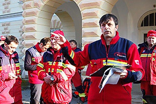 Záchranár Igor Janckulík ide do regionálnej politiky.