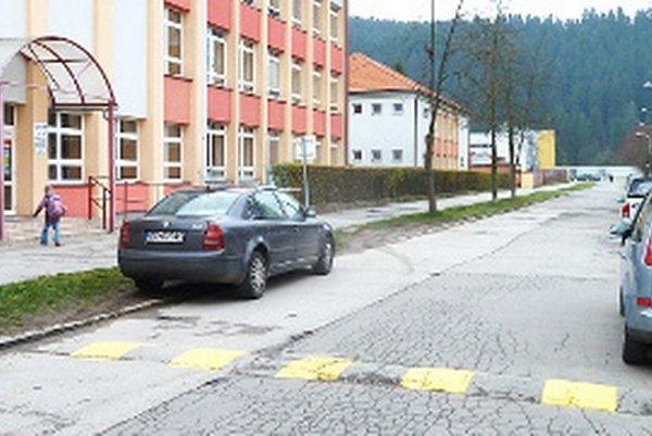 Pelhřimovká ulica.