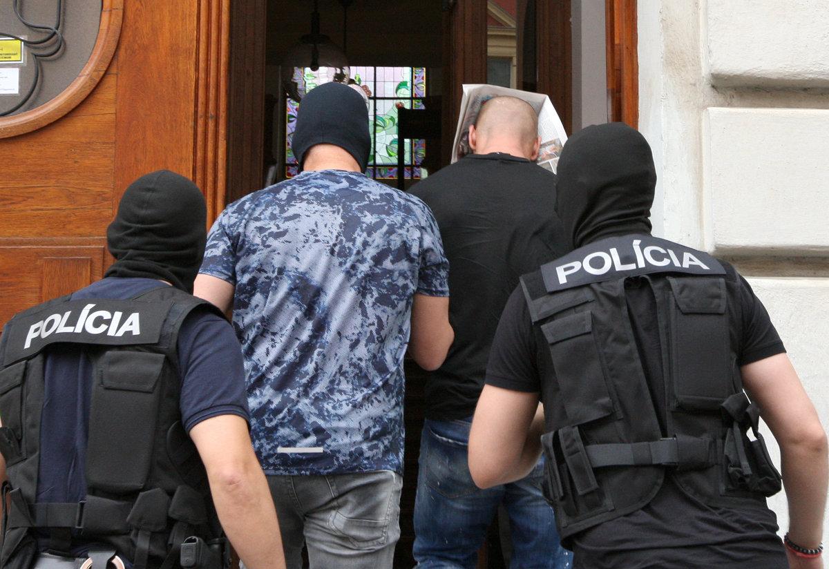 NAKA zasahovala na okresnom úrade v Bratislave - domov.sme.sk