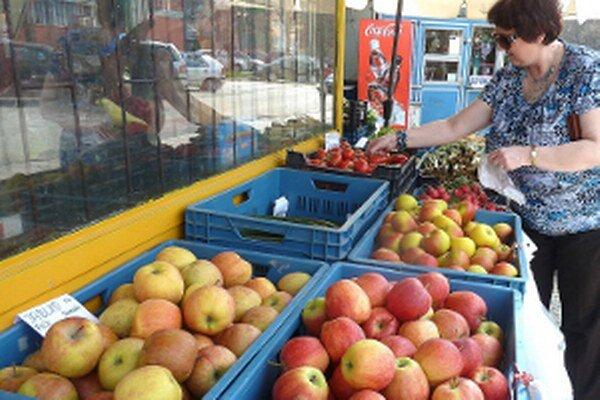 Slovenská zelenina a ovocie na trhoch chýbať nebudú.