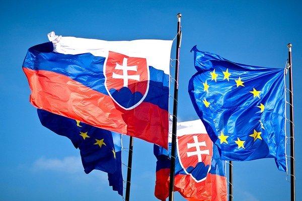 Slovensko je v už desať rokov v spoločenstve európskych štátov.